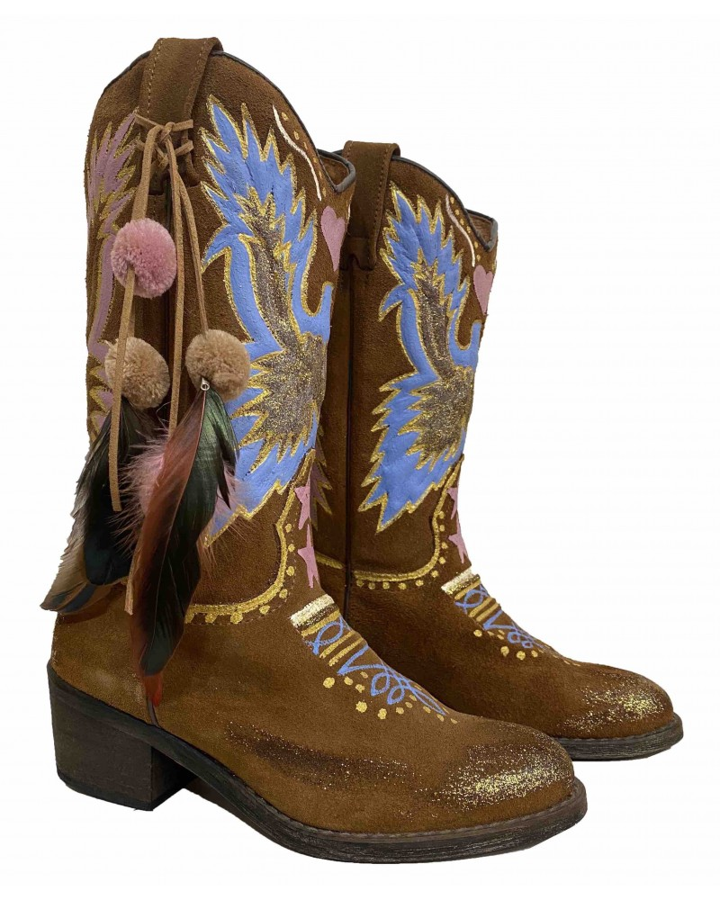 Bota Campera Aguila California