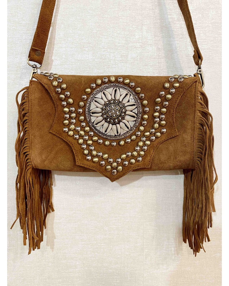 Bandolera Arizona Brown