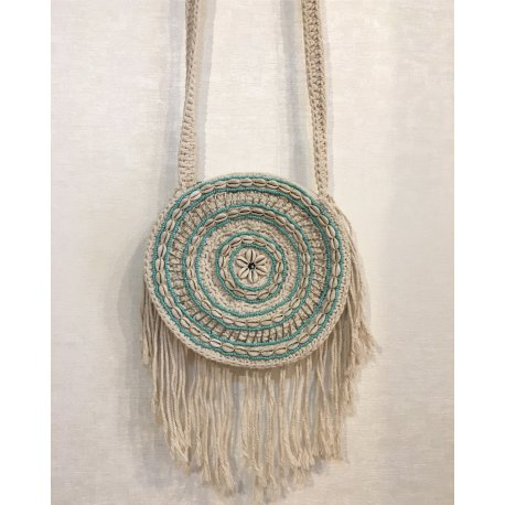 Bolso Macramé Ashley