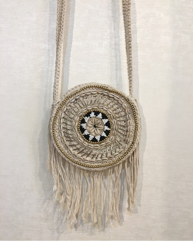 Bolso Macramé Madison